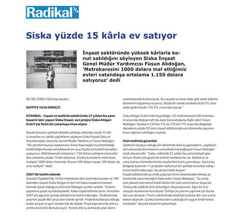 Medyada Siska Radikal