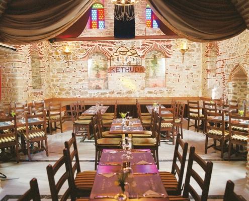 Tarihi Ortaköy Hamamı Siska Restorasyon