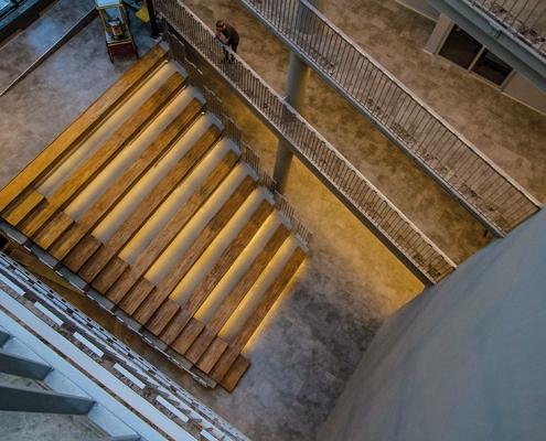 Kadir Has Üniversitesi Ek Bina ve Restorasyon