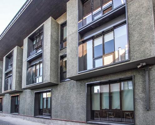 Kadir Has Üniversitesi Ek Binaları Siska İnşaat