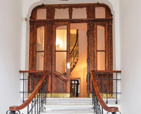 Lüleci Hendek Apartmanı Siska İnşaat Restorasyon