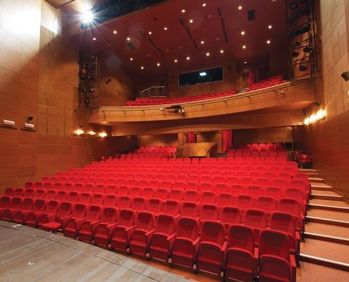 Musahipzade Tiyatrosu Siska İnşaat