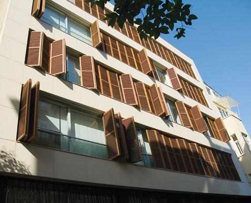 Süngü Apartment Siska Beyoğlu