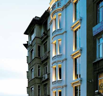 Bilsar Building Beyoğlu Siska İnşaat