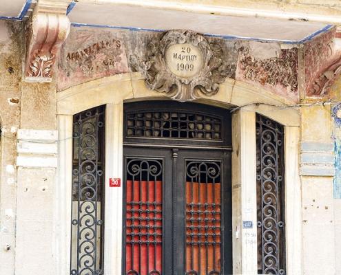 Caba Binası Siska İnşaat Restorasyon Beyoğlu