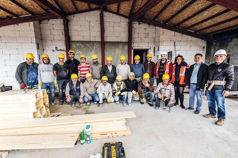 Tarlabaşı Yenileme Projeleri Siska Restorasyon