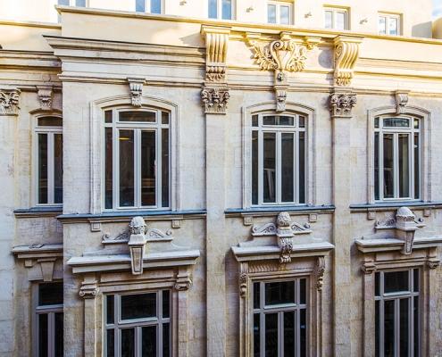 Cemaat Han Vault Hotel Beyoğlu Siska İnşaat Restorasyon