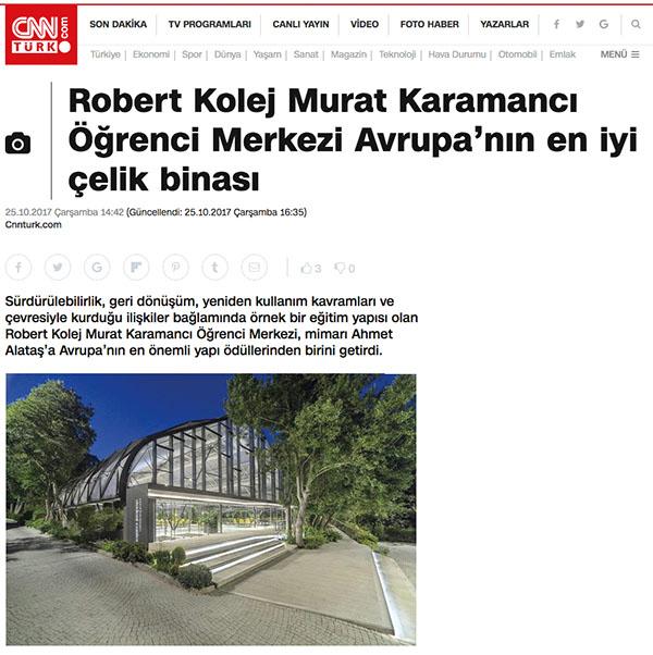Siska on media CNN Türk