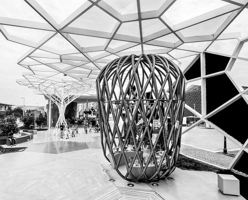 Expo Milan 2015 Turkish Pavillion Siska