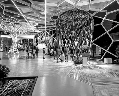 Expo Milano Türkiye Pavyonu Siska İnşaat