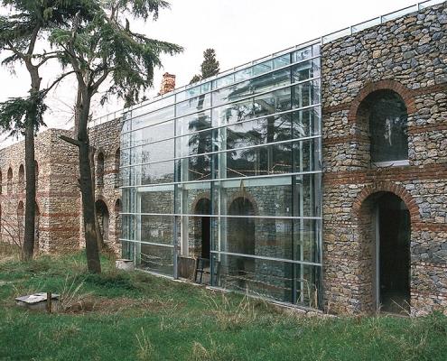 Beylerbeyi Gazhanesi Siska İnşaat Restorasyon