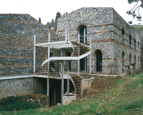 Beylerbeyi Gashouse Siska Restoration