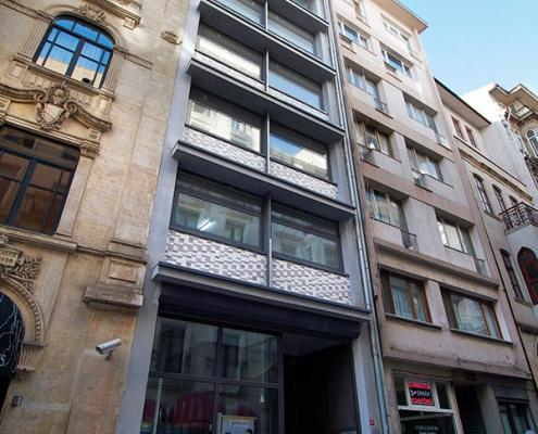 Hasan Açıkel Apartment Beyoğlu