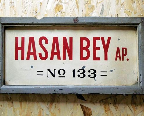 Hasanbey Apartmanı Siska İnşaat Restorasyon Beyoğlu