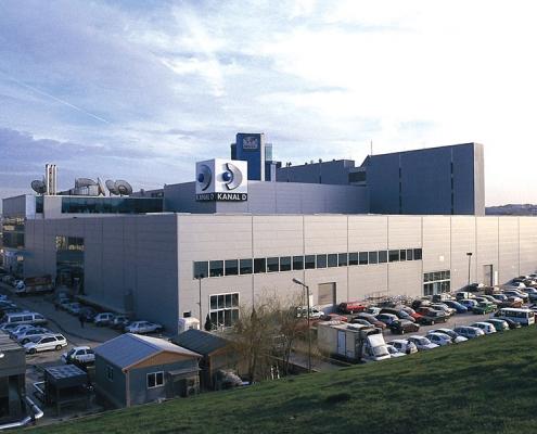 Doğan TV Center Building