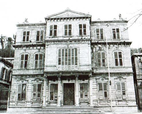 Kocataş and Sait Paşa Mansions Sarıyer Siska Restoration