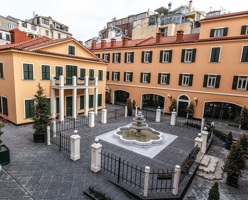 Narmanlı Han Beyoğlu Restoration Siska