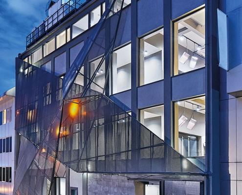 Publicis Agency Building Siska Construction Ajans Binası Siska İnşaat