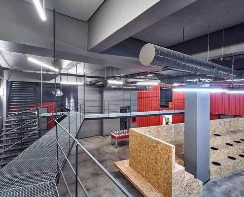 Publicis Agency Building Siska Construction