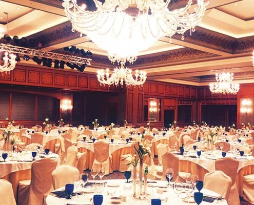 Ritz Carlton Hotel Ballroom