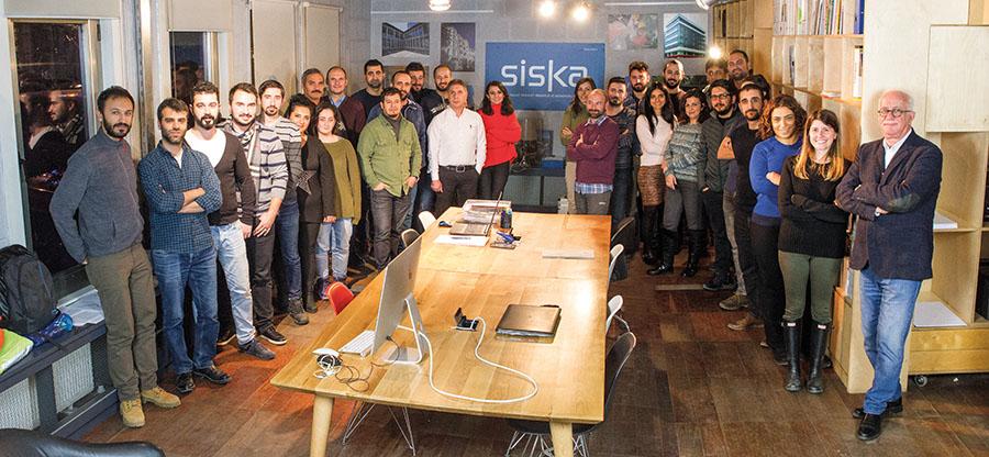 Salt Beyoğlu Siska Restoration