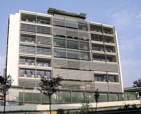 Turkuaz Petrol Office Building