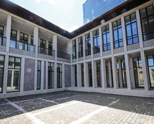 Turkey Mongolia Embassy Building