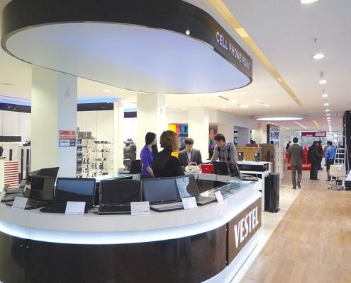Vestel Mağazaları Siska İnşaat