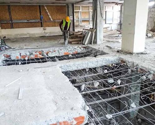 İSO Ek Binası Beyoğlu Siska İnşaat Restorasyon